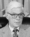 John B. Anderson, a member of the U.S. House of Representatives and Presidential Candidate in the election of 1980, taught at Brandeis.