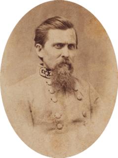 John George Walker Confederate Army general