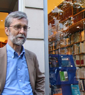 John McDowell - John McDowell in Paris, October 2007
