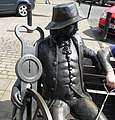 John Metcalf (1717–1810, Blind Jack of Knaresborough) was the first of the professional road builders during the Industrial Revolution. - panoramio.jpg