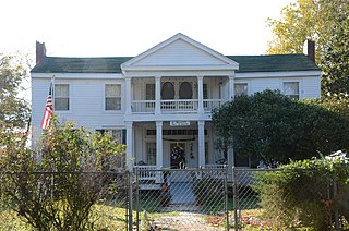 John P. Fisher House place in Arkansas listed on National Register of Historic Places