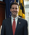 John Sarbanes, official 110th Congress photo portrait crop.jpg