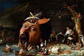 Joos van Craesbeeck - The Temptation of St. Anthony