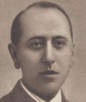 Enrique Gil Robles - José María Gil-Robles y Quiñones