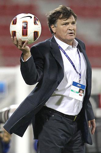 José Antonio Camacho - Camacho in 2011