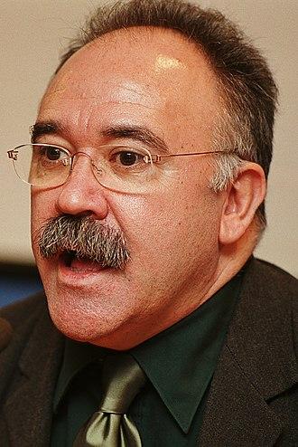 2004 Spanish general election - Image: Josep Lluís Carod Rovira 2001 (cropped)