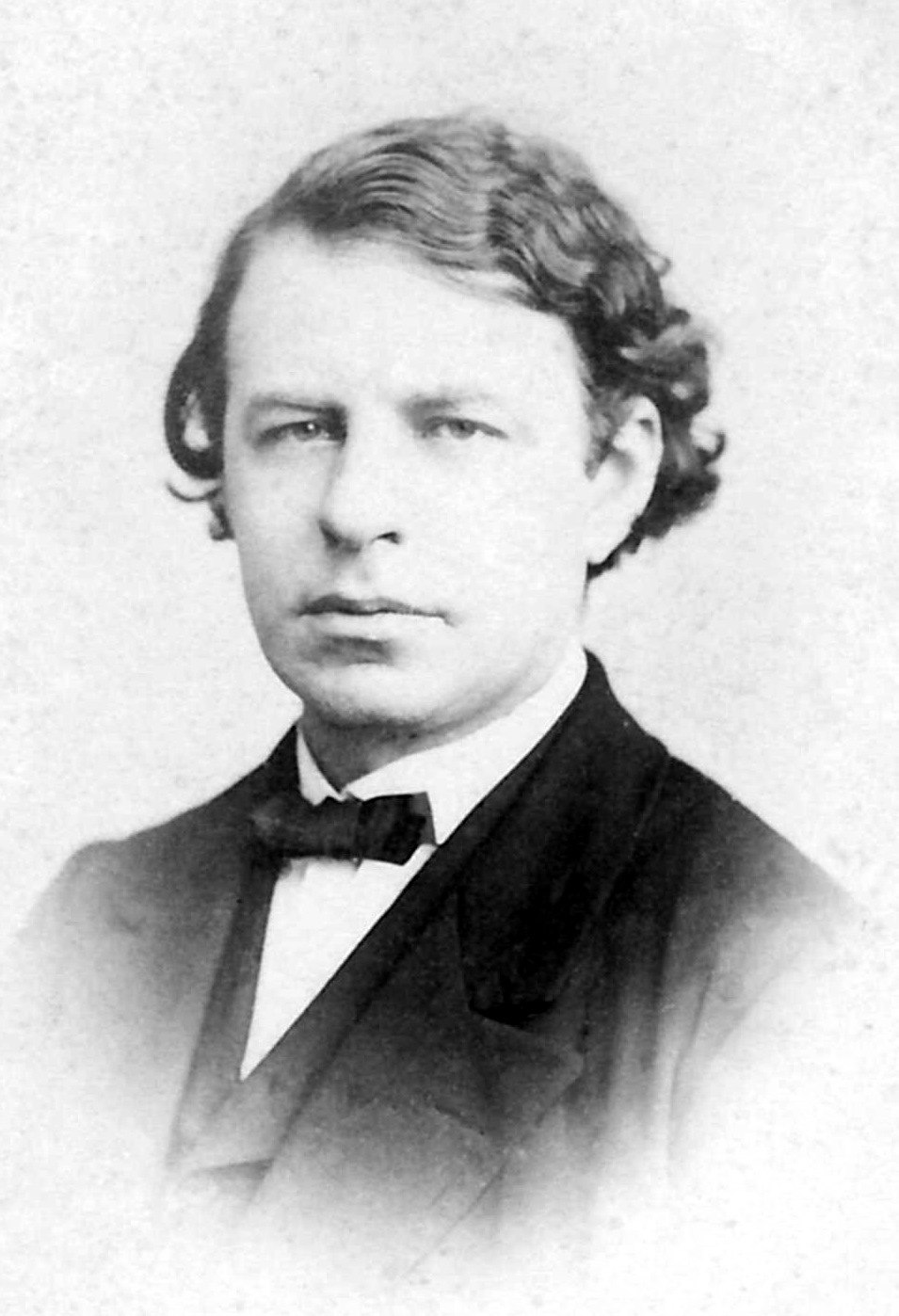 Joseph Joachim (photo by Reutlinger)