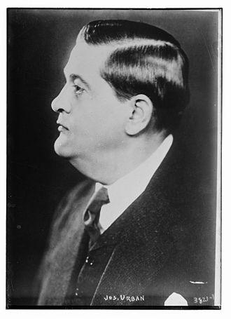 Joseph Urban - Joseph Urban (c. 1915)