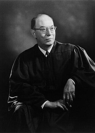 Henry Friendly - Image: Judge Henry Friendly