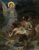 Jules Bastien-Lepage - The Annunciation to the Shepherds - Google Art Project.jpg