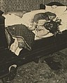 Julia Guillemot on 13 May 1903, from- Album of Paris Crime Scenes - Attributed to Alphonse Bertillon. DP263653 (cropped).jpg