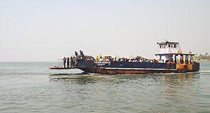 Kerala State Water Transport Department - Junkar Service Fort Cochin