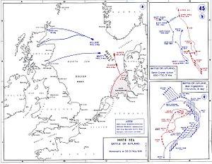 Карты военных действий времён Первой Мировой Войны :: (50) .