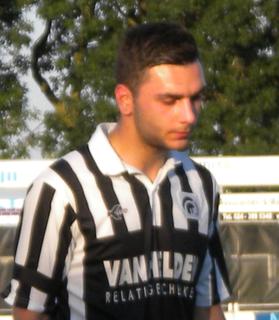Kürşad Sürmeli Dutch footballer