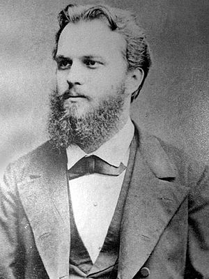 Konstantin Jireček - Image: K.irechek