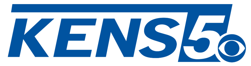 KENS 5 logo blue