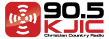 KJIC 90.5 Christian Country Radio official logo.png