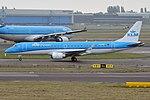 KLM Cityhopper, PH-EXF, Embraer ERJ-190STD (28193579540).jpg