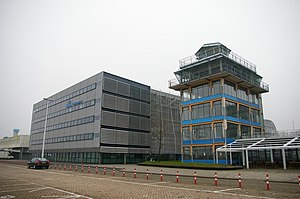 KLM Cityhopper - The Convair Building, the KLM Cityhopper head office