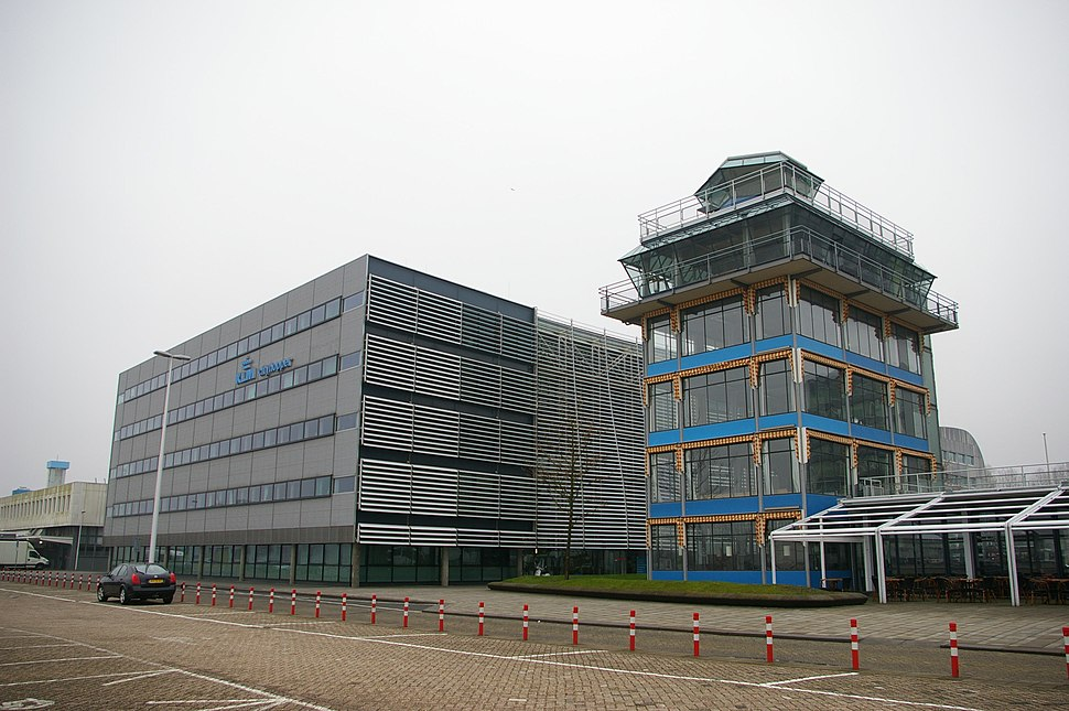 KLM Cityhopper offices Schiphol-Oost