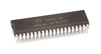 NEC V20 - NEC V30 (μPD70116), 10 MHz