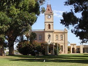 Kadina, South Australia - Kadina Town Hall