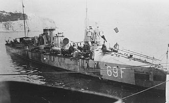 Kaiman-class torpedo boat - Image: Kaiman class torpedo boat 69 F