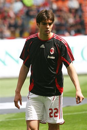 Ballon d'Or 2007 - 2007 Ballon d'Or winner Kaká
