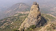 Kalavantin viewed from Prabalgad (6780831661)