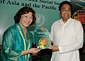 Kamal Nath and the Under-Secretary-General of the United Nations and Executive Secretary of the Economic and Social Commission for Asia and the Pacific.jpg