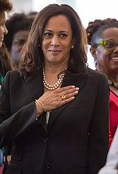 Nackt Kamala Harris  U.S. Senator
