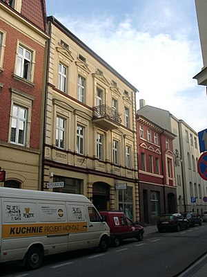 Kalisz Region - Image: Kamienica sadowa ostrow