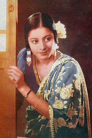 Kanan Devi - Kanan Devi in 1930s