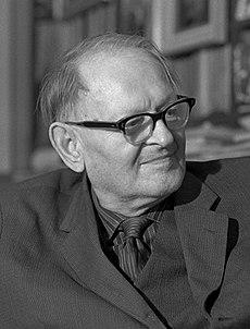 Karel Kuklík, portrét Pravoslava Kotíka, 60. léta.jpg