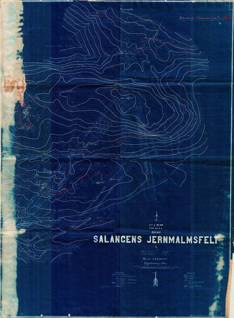 kart over salangen Fil:Kart over Salangen jernmalmsfelt fra ukjent årstall.png  kart over salangen