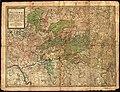 Karte der Wetterau mit Teilen der Grafschaft Nassau-Saarbrücken-Usingen und der Grafschaft Hanau, der Reichsstadt Frankfurt, dem hessischen Amt Homburg, den Herrschaften Eppstein und Königstein und anderen Herrschaften, 1795.jpg