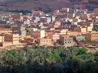 Place in Drâa-Tafilalet, Morocco