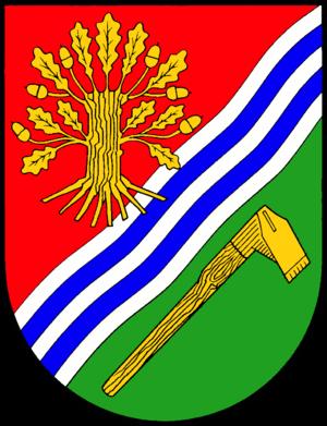 Kasseedorf - Image: Kasseedorf Wappen