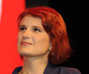 Katja Kipping Die Linke Wahlparty 2013 (DerHexer) 03.jpg