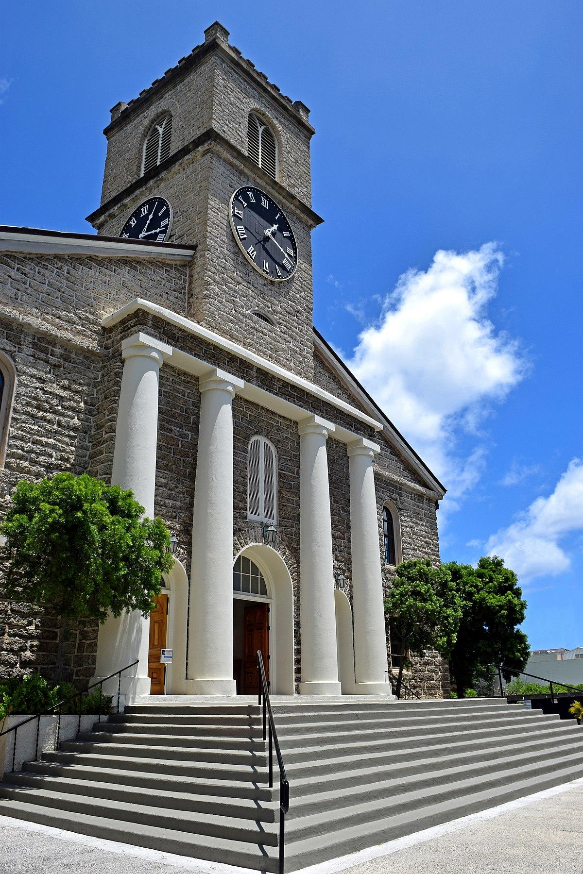 Kawaiahaʻo Church - Wikipedia