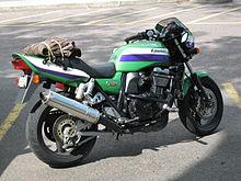 ZRX1100 In Eddie Lawson Replica Colours