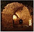Kazematten in het kasteel-fort van Franchimont.jpg