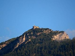 Kehlstein mountain