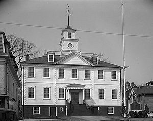 Kent County, Rhode Island - Image: Kent County Courthouse, East Greenwich
