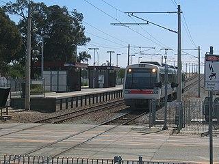 Kenwick railway station Railway station in Perth, Western Australia