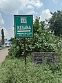 Kesana Village Sign Board.jpg