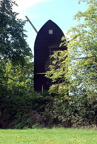 Keston - Keston Windmill