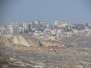 Kafr 'Aqab - Kfar 'Aqab, 2013