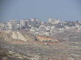 Kafr Aqab Municipality type C in East Jerusalem