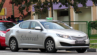 Premier Taxis - Silver Cab